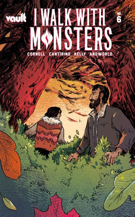 I Walk With Monsters #6