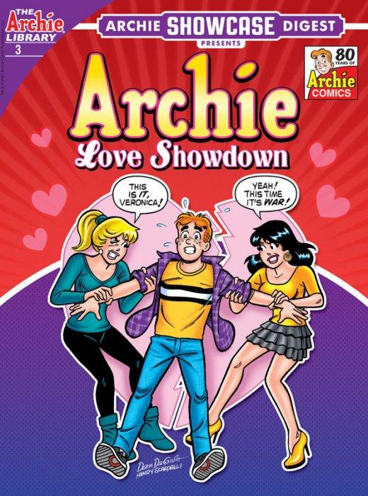 Archie Showcase Digest #3 - Love Showdown