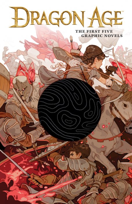 Dragon Age - The First Five Graphic Novels #1 - TPB