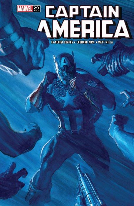 Captain America #29