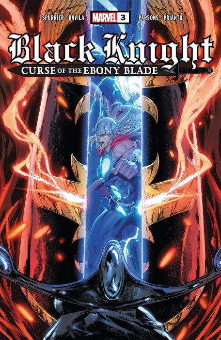 Black Knight - Curse of the Ebony Blade #3