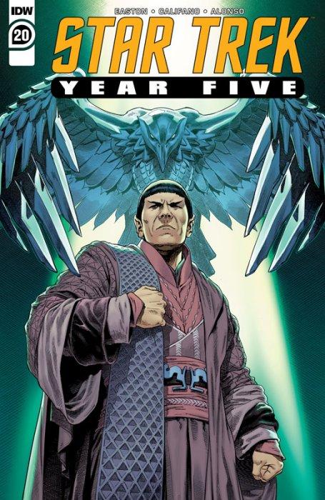 Star Trek - Year Five #20