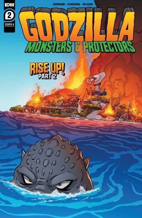 Godzilla - Monsters & Protectors #2
