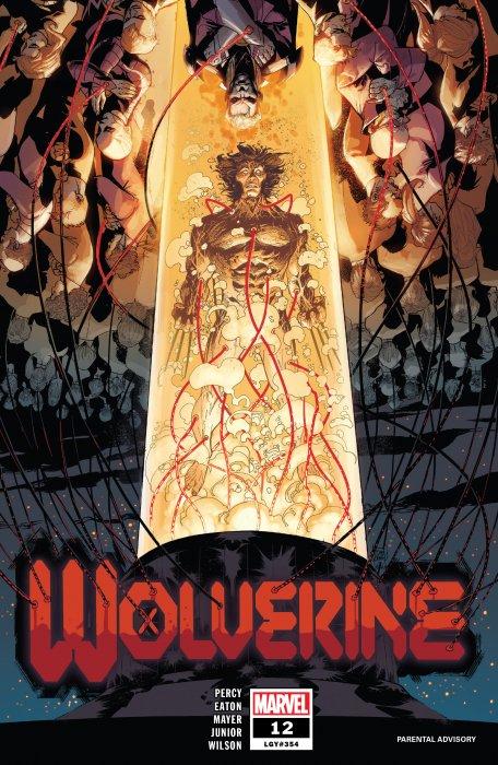 Wolverine #12