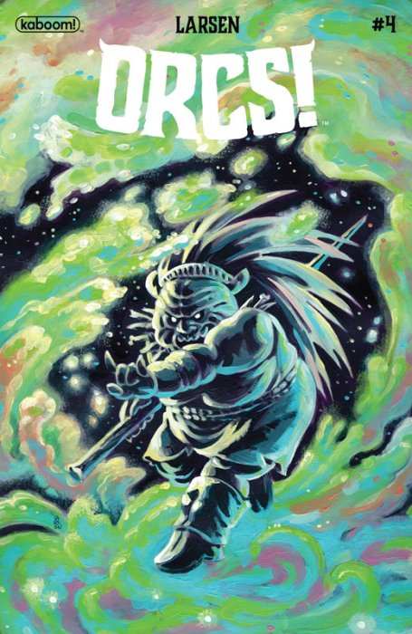 Orcs! #4