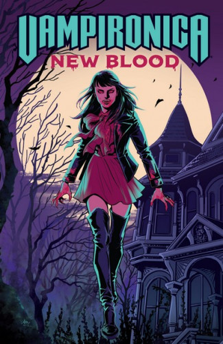 Vampironica - New Blood #1 - TPB