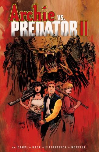 Archie vs. Predator II #1 - TPB