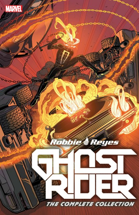 Ghost Rider - Robbie Reyes - The Complete Collection #1 - TPB
