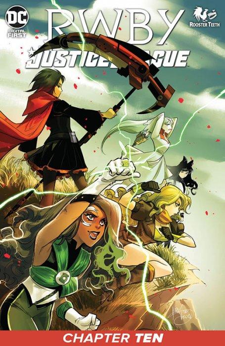 RWBY - Justice League #10