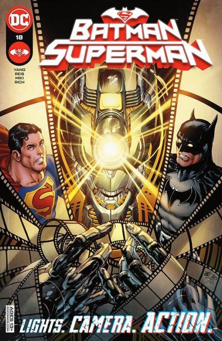 Batman - Superman #18