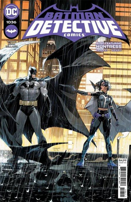 Detective Comics #1036