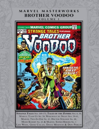 Marvel Masterworks - Brother Voodoo Vol.1