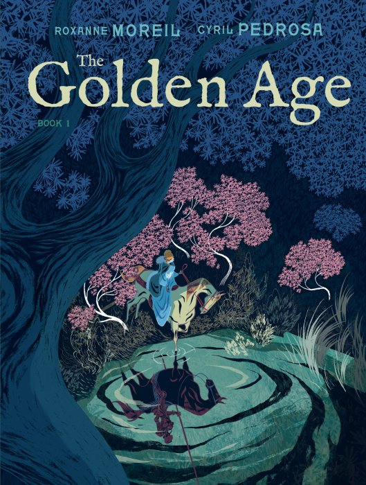 The Golden Age - Book 1 - The Golden Age Graphic Novel Series -
