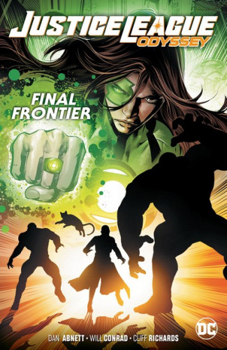 Justice League Odyssey Vol.3 - Final Frontier
