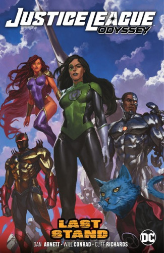 Justice League Odyssey Vol.4 - Last Stand
