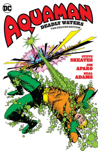 Aquaman - Deadly Waters The Deluxe Edition #1