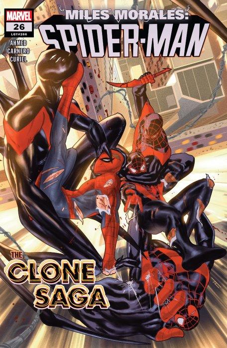 Miles Morales - Spider-Man #26