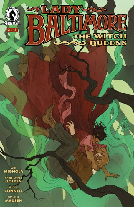 Lady Baltimore - The Witch Queens #3