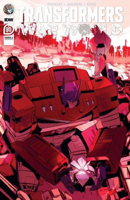 Transformers #30
