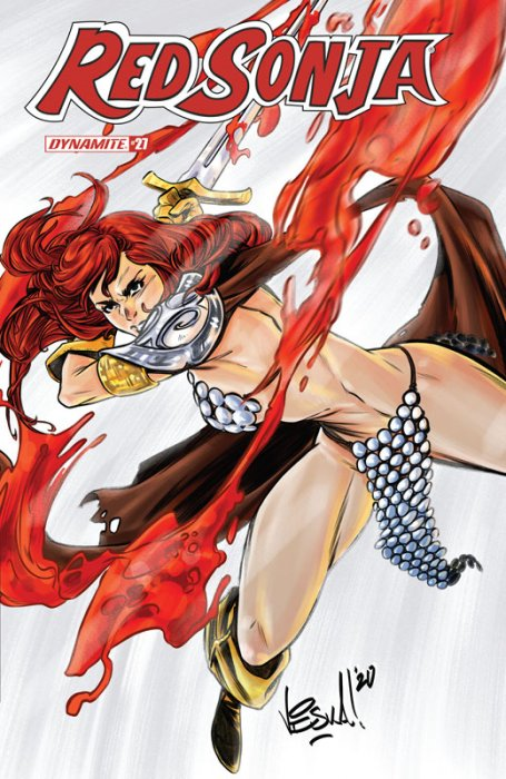 Red Sonja #27