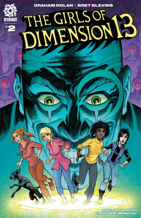 The Girls of Dimension 13 #2