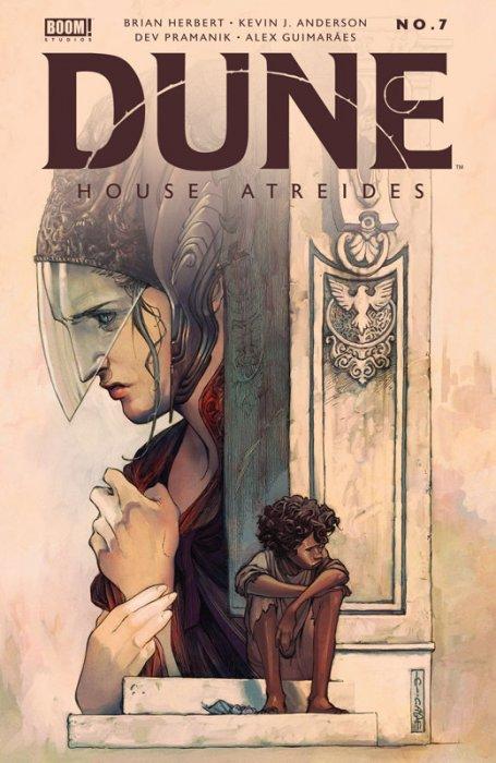 Dune - House Atreides #7