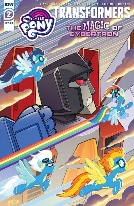 My Little Pony - Transformers II #2