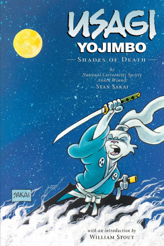 Usagi Yojimbo - Book 8 - Shades of Death
