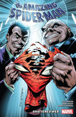 Amazing Spider-Man Vol.12 - Shattered Web