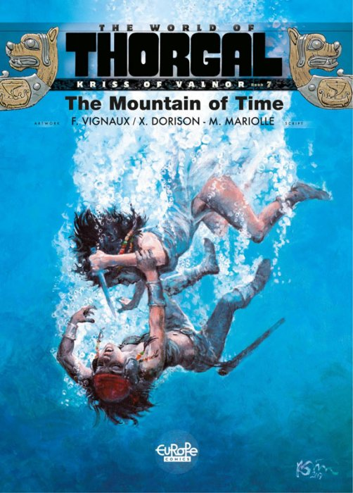 The World of Thorgal - Kriss of Valnor #7 - The Mountain of Time