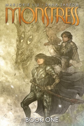 Monstress - Book One