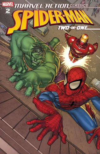 Marvel Action Classics - Spider-Man Two-In-One #2