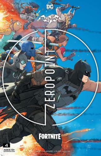 Batman - Fortnite - Zero Point #4