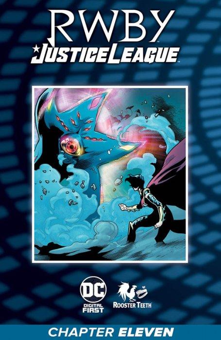 RWBY - Justice League #11