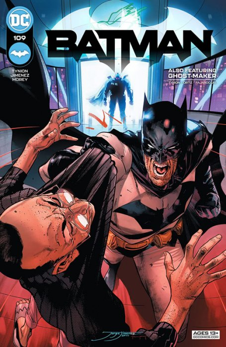Batman Vol.3 #109