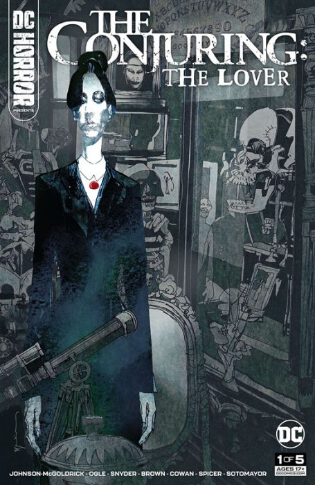 DC Horror Presents - The Conjuring - The Lover #1