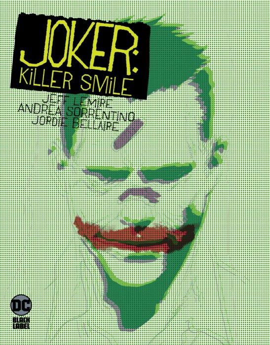 Joker - Killer Smile #1 - HC