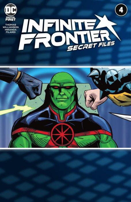 Infinite Frontier - Secret Files #4