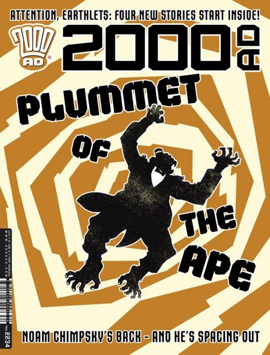 2000AD #2234