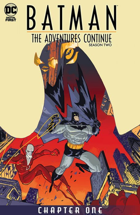 Batman - The Adventures Continue - Season Two #1