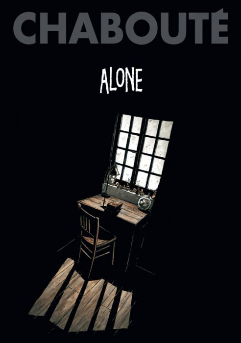 Alone #1 - GN