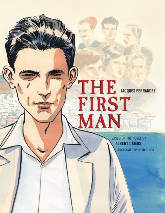 The First Man - The Graphic Novel #1