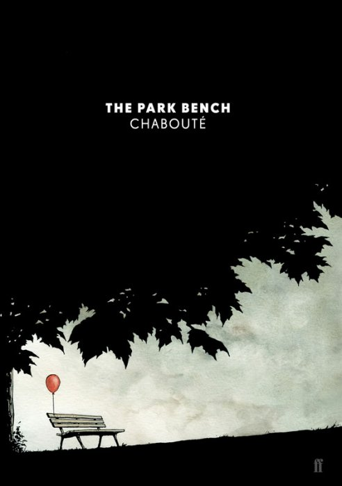 The Park Bench #1 - GN