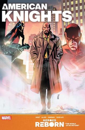 Heroes Reborn - American Knights #1