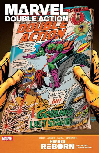 Heroes Reborn - Marvel Double Action #1