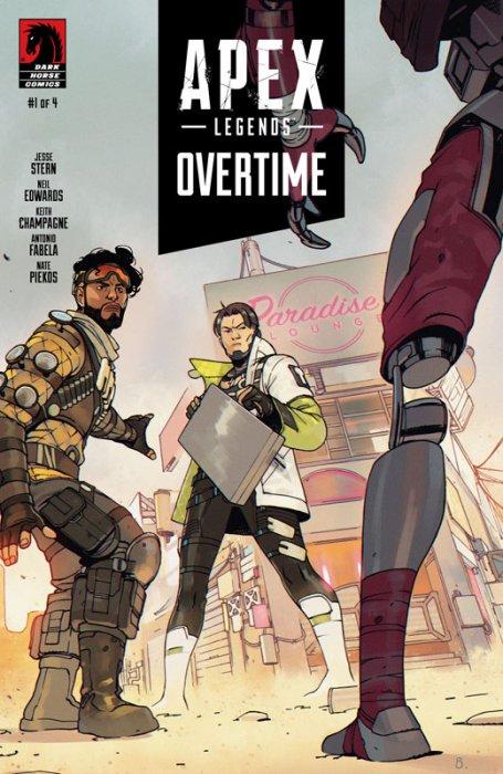 Apex Legends - Overtime #1