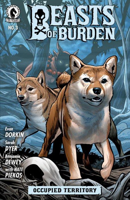 Beasts of Burden - Occupied Territory #3