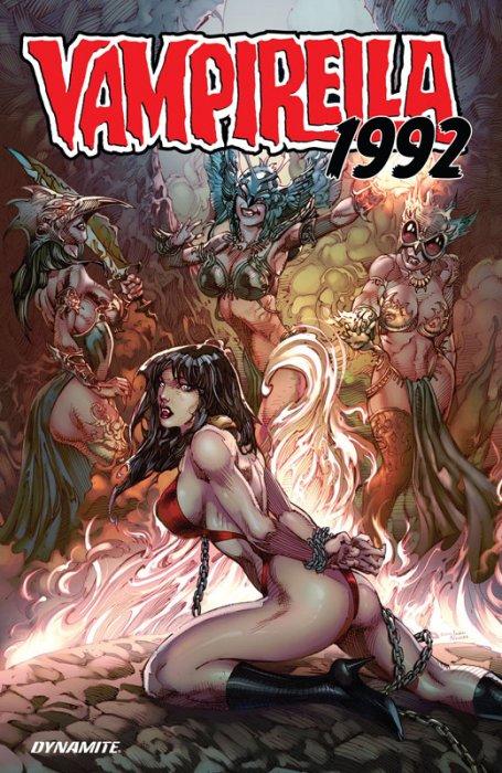 Vampirella 1992 #1
