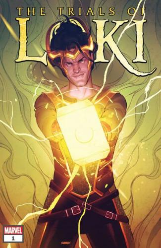 The Trials Of Loki - Marvel Tales #1