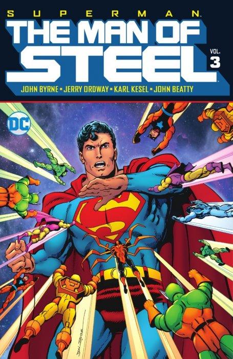 Superman - The Man of Steel Vol.3